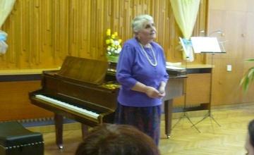 Koncert k životnímu jubileu JULIE DRÁPELOVÉ - foto