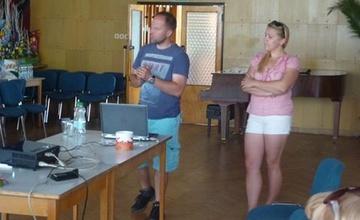 Přednáška: FILIP CHLÁDEK - NEMOCNICE ITIBO V KENI
