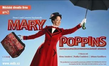 Pozvání do MDB na Mary Poppins