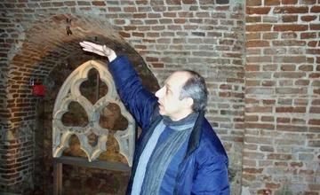 Přednáška o brněnském podzemí