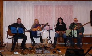 Setkání s adamovskou hudební skupinou: GENCIÁNA