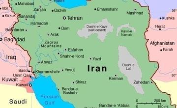 Přednáška: IRÁN