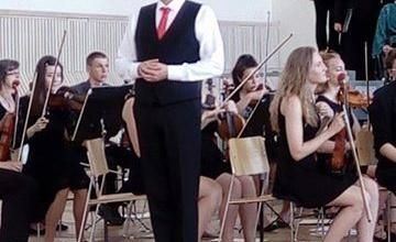 Koncert v Valticích