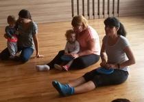 11/10/2017 Druhé trénování paměti a cvičení pro maminky s batolaty