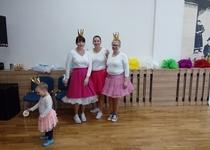 Karneval pro nejmenší - Bál princů a princezen