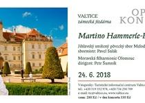Zájezd: MARTINO HAMMERLE BORTOLOTTI - operní koncert ve Valticích
