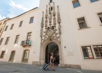 Výlet do Brna: INTERIÉRY BRNĚNSKÉ RADNICE