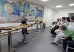 06/09/2018 Beseda o historii hudebních nástrojů s Mgr. Pavlem Macků