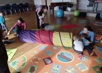 Hrajeme a cvičíme si s batolaty