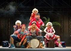 Zájezd do Slováckého divadla na muzikál: Pokrevní bratři