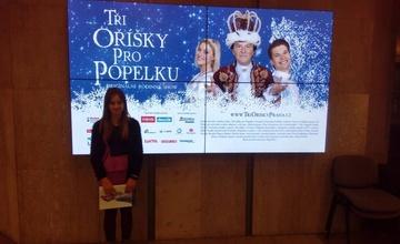 Zájezd do Prahy na představení Tři oříšky pro Popelku
