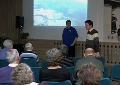 Beseda s Pavlem Lazárkem a Petrou Buchtou o létání