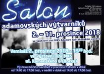 Vernisáž výstavy: SALON ADAMOVSKÝCH VÝTVARNÍKŮ