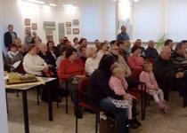 02/12/2018 Vernisáž výstavy Salon adamovských výtvarníků