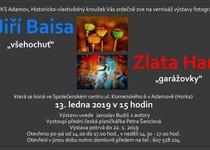 VÝSTAVA Jiří Baisa a Zlata Hanz