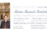 Koncert Martina Hammerle - Bortolotiho