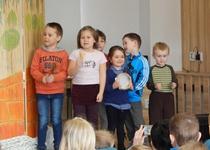 08/03/2019 Dopoledne s pohádkou O Budulínkovi