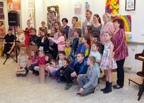 22/03/2019 Salonek dětských adamovských umělců