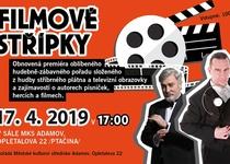 FILMOVÉ STŘÍPKY S JANEM ROSÁKEM A ŠIMONEM PEČENKOU