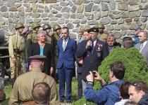 08/05/2019 Pietní akt u příležitosti uctění památky obětí 2. světové války