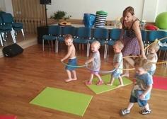 12/06/2019 V kurzu hraní a cvičení s batolaty