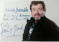 """12/(06/2019 """"S úsměvem jedu dál..."""" - beseda se Zdeňkem Junákem"""