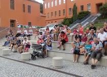 16/08/2019 Místo Zdeňka Junáka divadlo Slunečnice