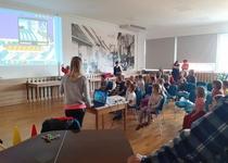 """19/09/2019 """"Vítáme prvňáčky ve školních lavicích"""""""