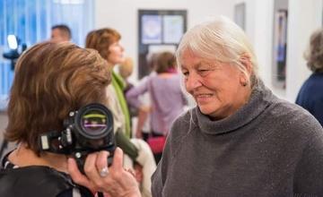 10/11/2019 Vernisáž výstavy - Marie Plotěná