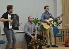 25/11/2019 Koncert kapely MARTIN LÁSKA BAND