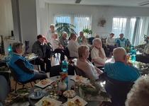 Setkání zástupců adamovské radnice a kultury s klienty DPS