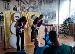 15/12/2019 Nedělní setkání s pohádkou a vánoční dílnička