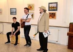 Výstava ve Společenském centru MKS