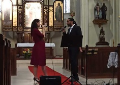 """Koncert manželů Danielových """"Krásné je žít..."""""""